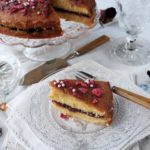 Scheherazade, Tea Time Treats and a Cardamom Rose Cake with Orange Drizzle Recipe