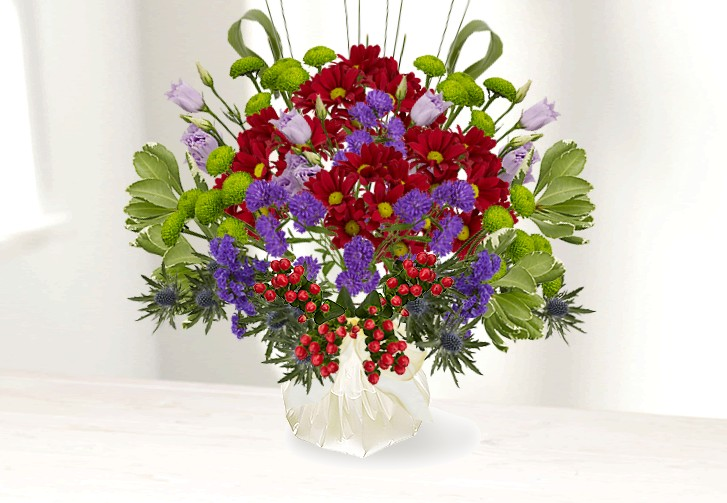 A floral fantasy design and deliver your own floral for Design your own flower arrangement