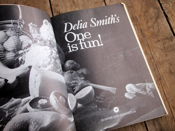 Delia Smith's One is Fun!