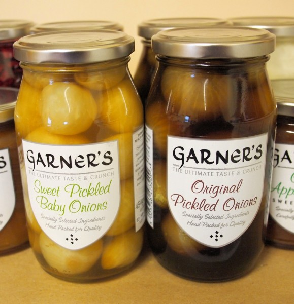 Garners Pickled Onions