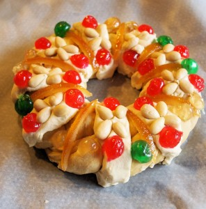 King Cake: La Rosca de Reyes