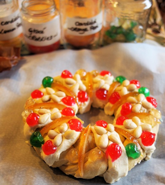 Twelfth Night, Epiphany and Delicious Bread! King Cake: Rosca de Reyes (Recipe)