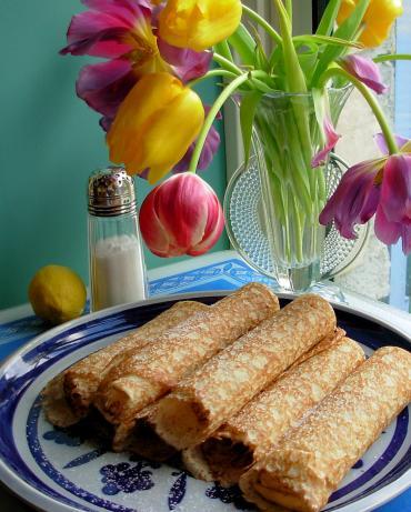 Recipe: Crêpes de la Chandeleur (Candlemas Pancakes) for Candlemas Day