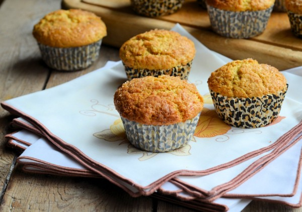 Recipe: Brown Butter, Carrot and Orange Muffins with The ...
