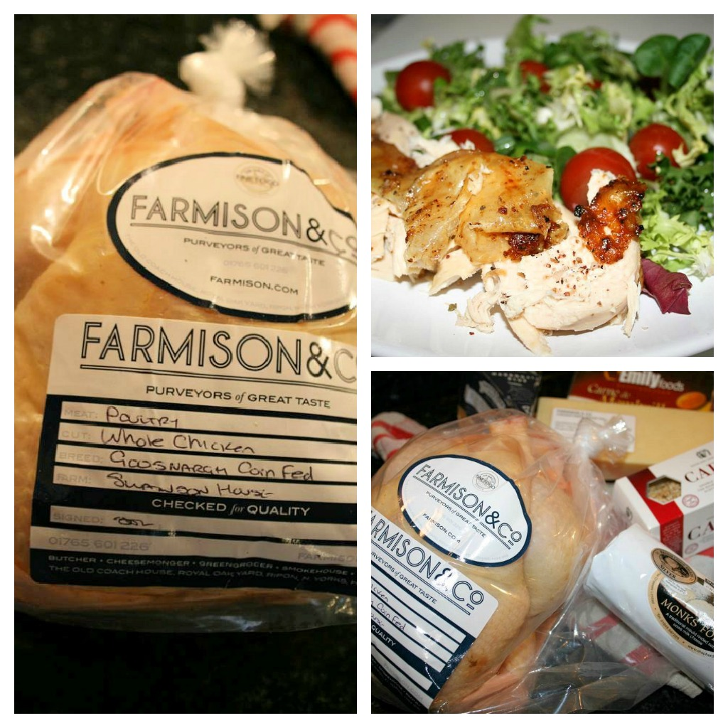 Poultry with Provenance, Lamb with Class and Regional British Cheeses from Farmison