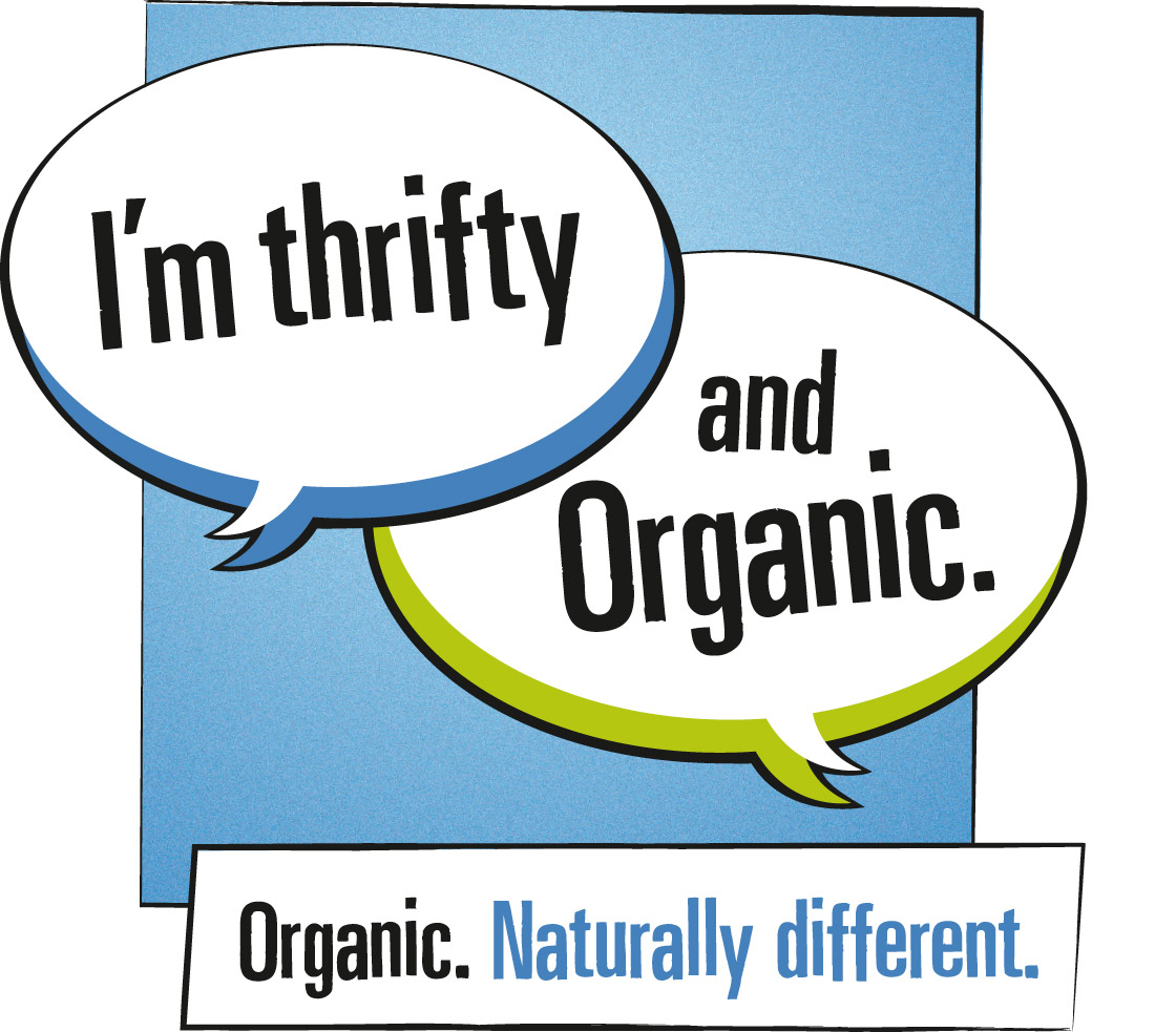 Organic and Thrifty