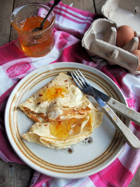 Recipe: Pancakes for Everyday! My Marmalade Pancakes for Pancake Day +1