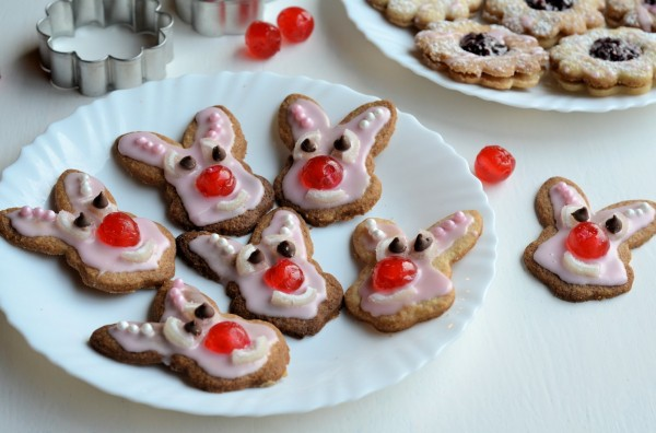 Red Nose Day Cookies
