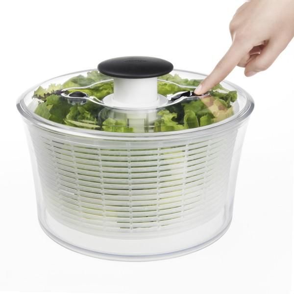 Giveaway: OXO Salad Spinner, Chef's Mandolin Slicer & 2 Mermaid Sponge Tins :Prize worth over £100!
