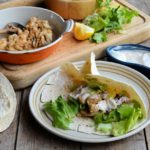 Healthy Happy Hearts: Low-Calorie Spicy Mexican Fish Wraps Recipe