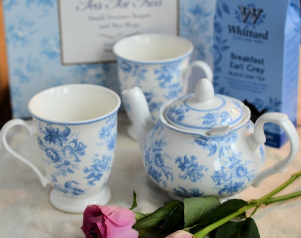 Whittard of Chelsea Tea for Two Set