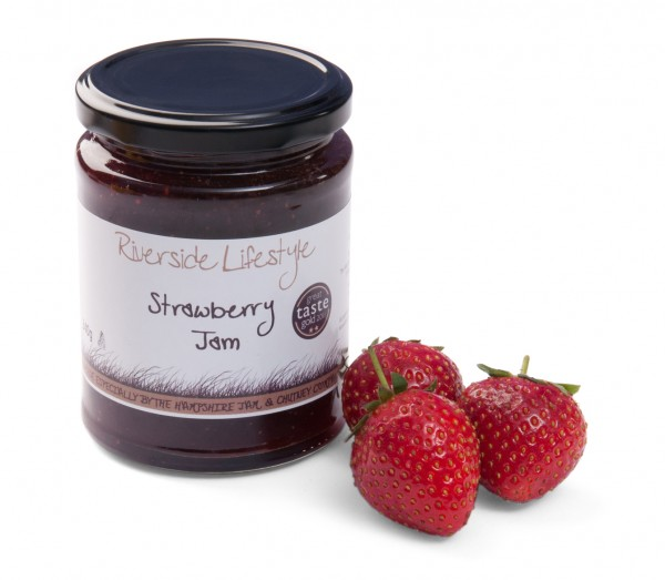 Lavender and Strawberry Jam