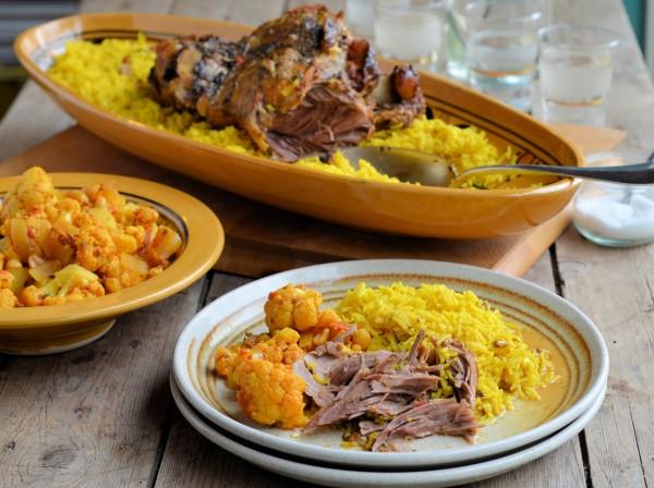 ... : Persian Lamb, Aromatic Cauliflower & Chocolate Truffle Cake Recipes