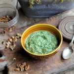 Swiss Chard and Walnut Pesto
