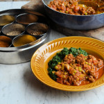 Minced Beef and Mint Kheema