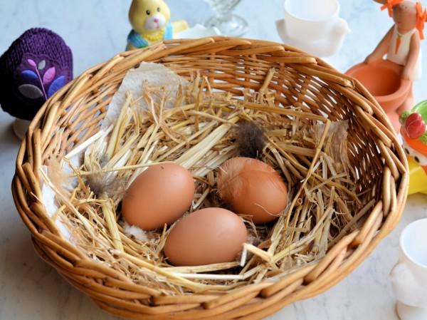 Free-Range Easter Eggs