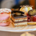 Bettys Champagne Afternoon Tea