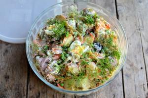 Barb's Russian Picnic Salad
