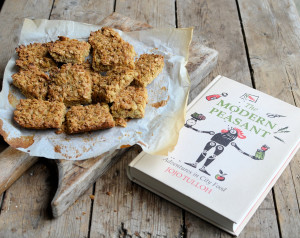 Honey Flapjacks - Modern Peasant Book