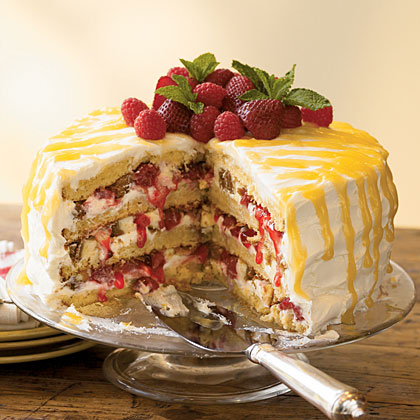 Layer Cakes: Tea Time Treats Round-Up Part 2 (June)
