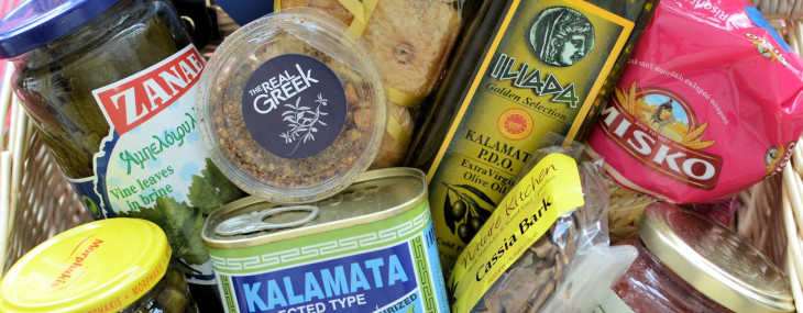 Giveaway: Go Greek and Win a Kitchen Nomad World Cuisine Box!