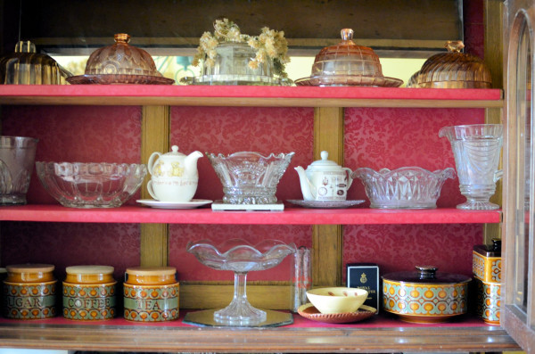 Cheese Domes, Hornsea, Compotes, Studio Pottery, Tea Pots and Glass Bowls