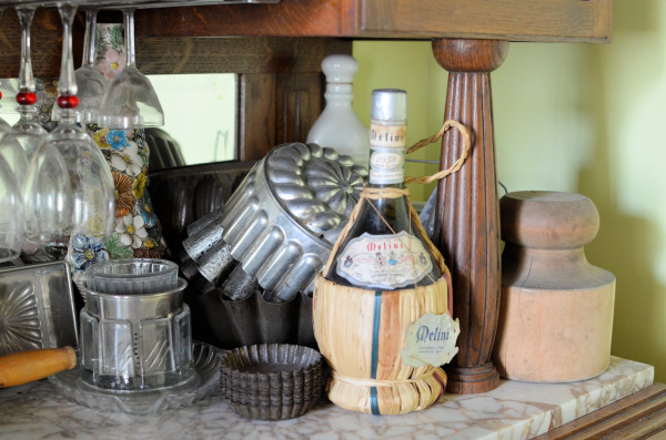 The Little French Prop Shop From Pressed Glass To Tea