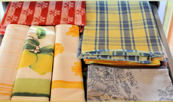 Linens and Tea Towels