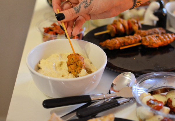 Meals on Heels: Staying in is the New Going Out - My Rocky Horror Show Night In!
