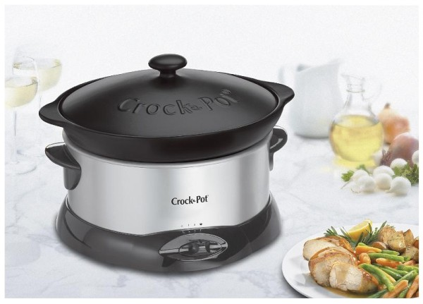 Giveaway: Win a 4.7Litre Crock-Pot Stoneware Slow Cooker (RRP £89)