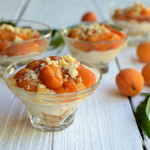 Amaretti and Apricot Layered Fool