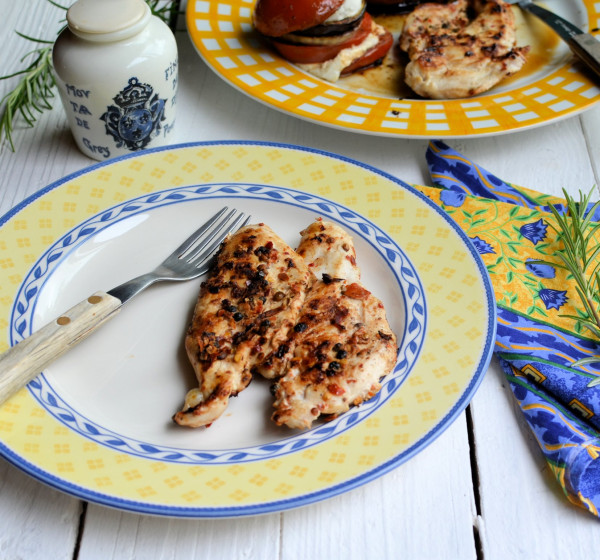 Chilli Peppered Chicken Steaks