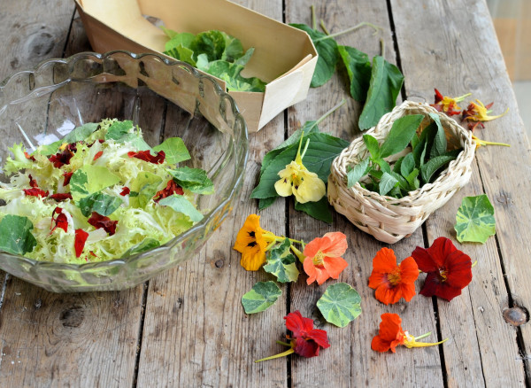 August Cooking with Herbs Challenge: Just Cook with Herbs Throughout the Month!