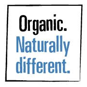 Organic Naturally Different