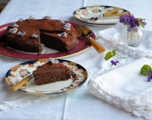 Thrifty & Organic Meal Planner for March: Persian Lamb, Aromatic Cauliflower & Chocolate Truffle Cake Recipes
