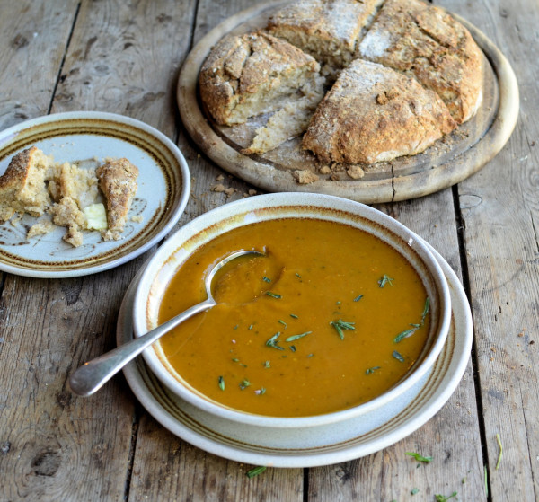 Image: Thrifty & Organic Meal Planner for Organic September: Somerset Pork, Apple Tart and Many More Recipes!