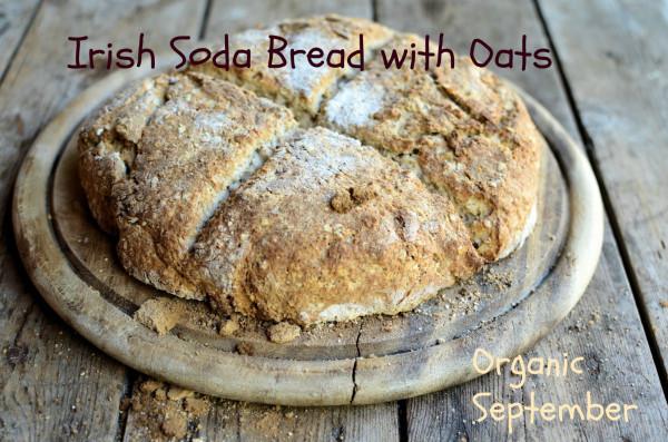 Image: Irish Soda Bread with Oats