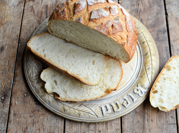 Rustic French Boule