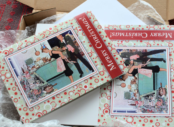 Giveaway & Review: Win your own Personalised Christmas Cards with 123 Print!