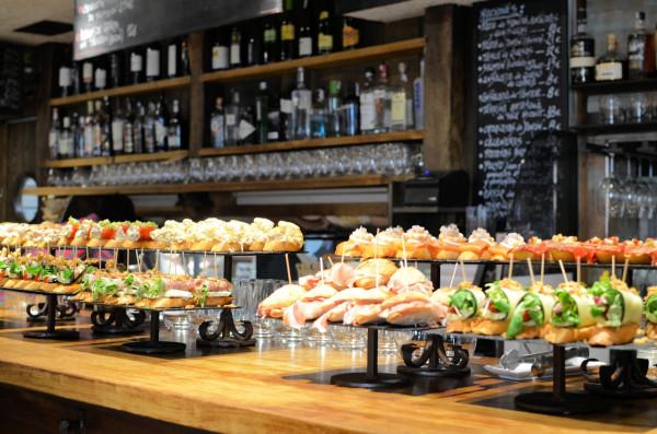 Tapas Bar, San Sebastian