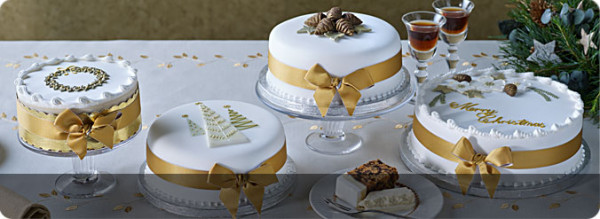 Bettys Christmas Fruit Cakes