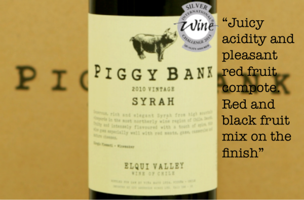 Piggy Bank Syrah