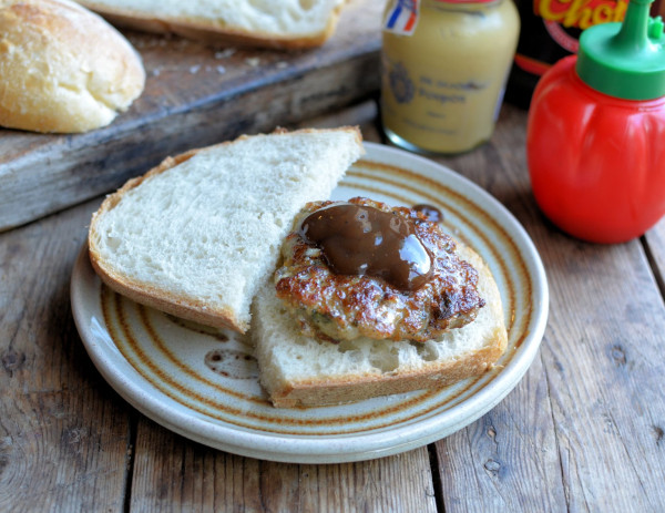 British Sausage Week: Bangin' Bonfire Bacon & Banger Burgers & Sausage Casserole Recipes