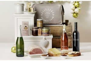 Giveaway: Win a Beautiful Luxury Harrods Hamper (RRP £175) with Cunard
