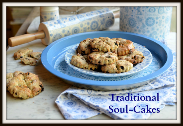 ... Bakes & Cakes: All Soul's Day and a Traditional Soul-Cakes Recipe