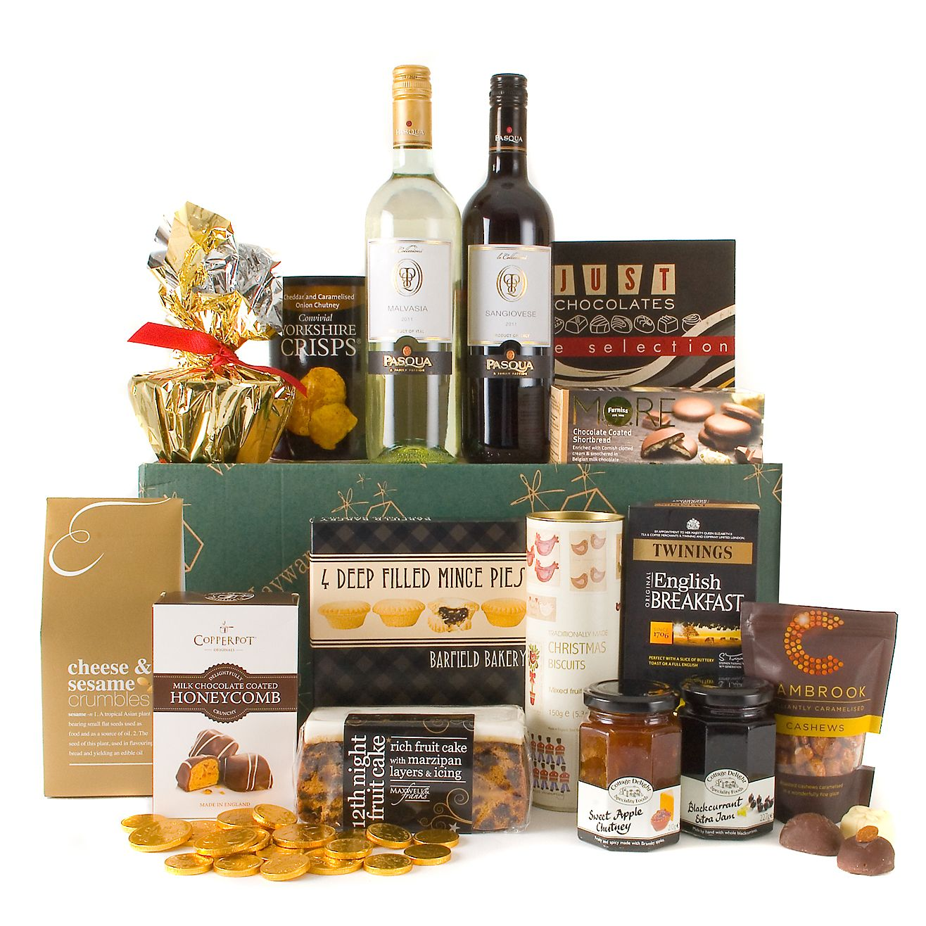 Silent Night Hamper