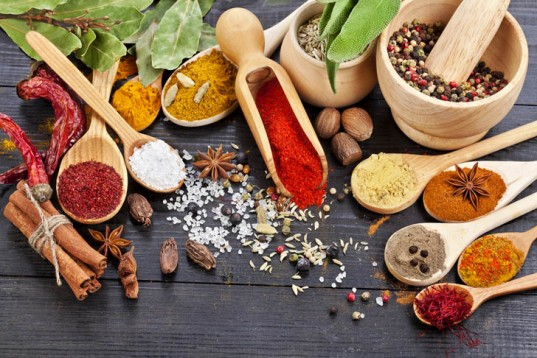 Christmas Herbs and Spices