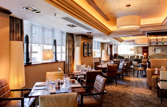 Giveaway: Win dinner for 4 people at The Marmor Grill, Thistle Marble Arch with Thistle Hotels