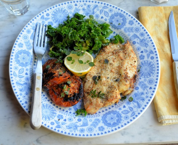 Tasty Low Calorie 52 Diet Recipe Garlic Herb And Parmesan Crusted