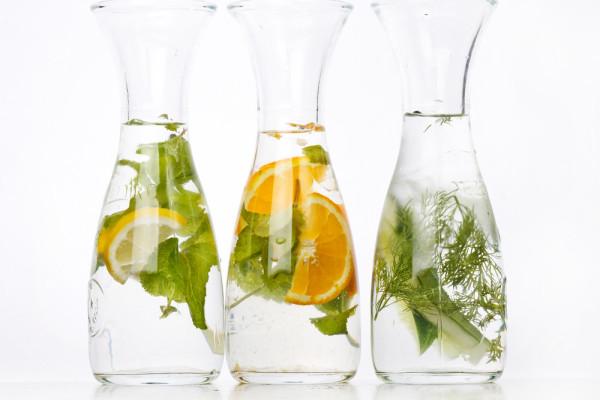 Lemons and Herbs